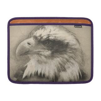 Glorious Bald Eagle Setch Sleeve For MacBook Air