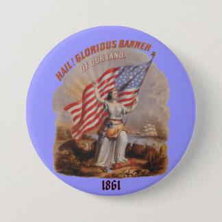Glorious Banner! - Button