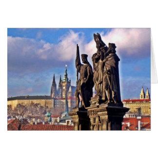 Glorious Prague Card