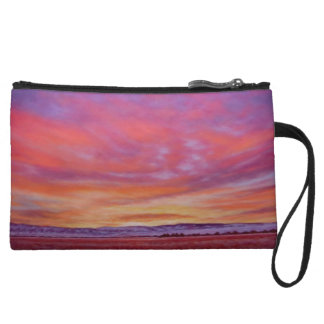 Glorious Sunrise cosmetic bag