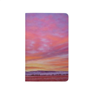 Glorious Sunrise Pocket Journal