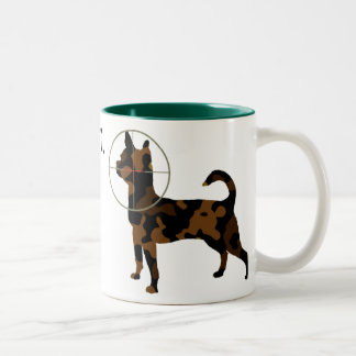GLORVACHI mug PC camo brown