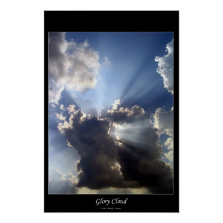 Glory Cloud Poster