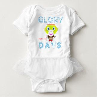Glory Days-Cute Monkey-Morocko Baby Bodysuit