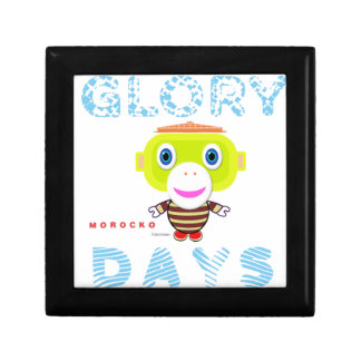 Glory Days-Cute Monkey-Morocko Gift Box