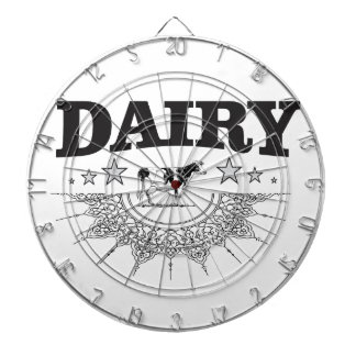 glory of the dairy dartboard
