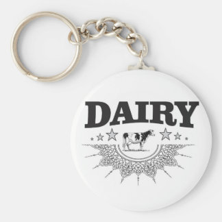 glory of the dairy keychain