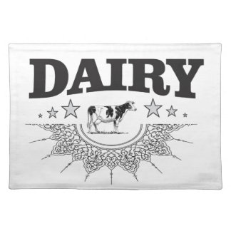 glory of the dairy placemat