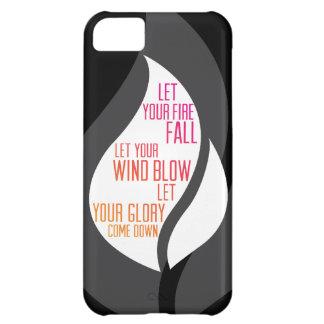Glory (pink) iPhone 5C case