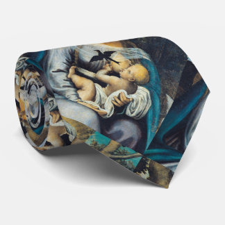 Glory To The Blessed Virgin Tie