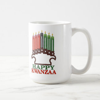 Glory To Traditions Kwanzaa Mug