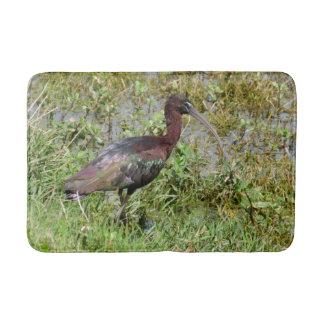 Glossy Ibis Bath Mat