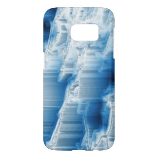 Glossy Ice Cave Phone Case S7