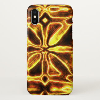 Glossy Temple of Energy Phone Case
