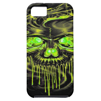 Glossy Yella Skeletons iPhone 5 Case
