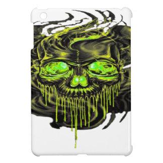 Glossy Yella Skeletons PNG iPad Mini Cover