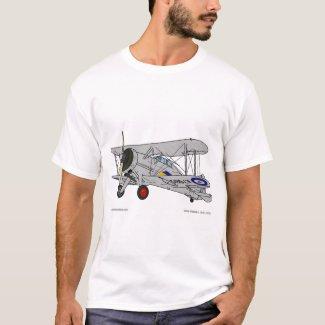 Gloster Gladiator biplane