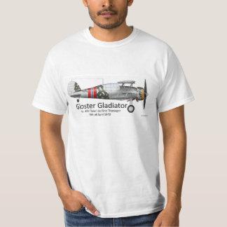 Gloster Gladiator t-shirt, Major Finn Thorsager T-Shirt