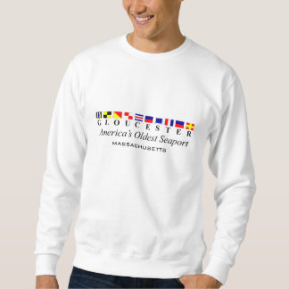 Gloucester - America's Oldest Seaport Sweatshirt