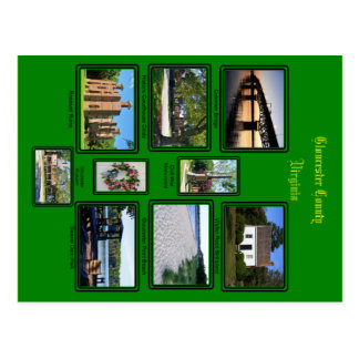 Gloucester County, Virginia - Custom Post Cards