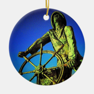 Gloucester Fisherman Ornament
