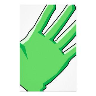 Glove Stationery