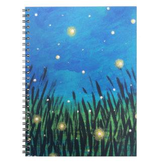 Glow Bug Notebook
