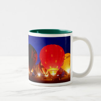 Glow II Two-Tone Coffee Mug