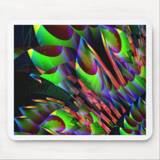 Glow in the Dark Abstract.JPG Mouse Pad