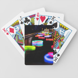 Glow In the Dark Bicycle Playing Cards