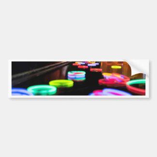 Glow In the Dark Bumper Sticker