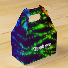 Glow in the Dark Neon Lights Party Favour Boxes