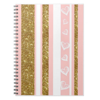 Glow Pink Notebook