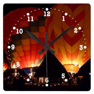 Glow Show Clock