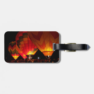 Glow Show Luggage Tag