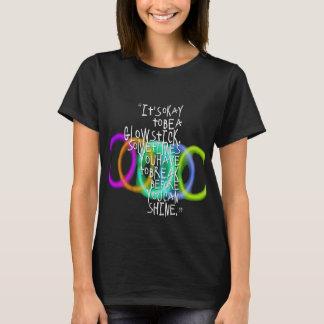 Glow stick T-Shirt