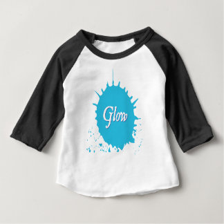 GLOW with happiness! Baby T-Shirt