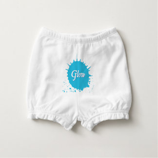 GLOW with happiness! Diaper Cover