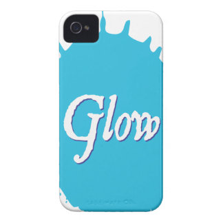 GLOW with happiness! iPhone 4 Case