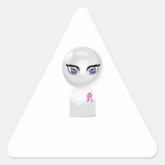 Glowbot BCA 1 Triangle Sticker