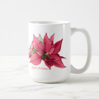 Glowing Beauty 15 oz Classic White Coffee Mug