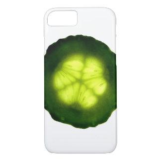 Glowing Cucumber iPhone 7 Case