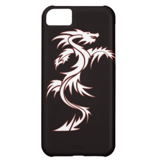 Glowing dragon iPhone 5C cover