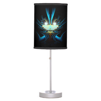 Glowing Eyes Alien Table Lamp