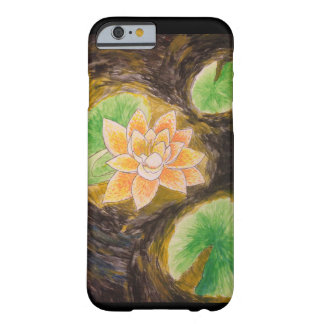 Glowing Flower Painting Iphone 6 Case *