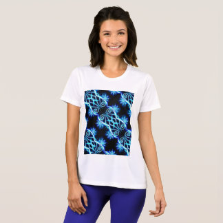 Glowing Flowers T-Shirt