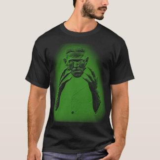 Glowing Green Frankenstein T-Shirt
