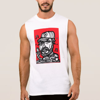 Glowing Instinctive Welcome Respected Sleeveless Tees