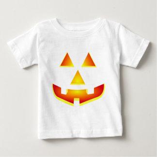 Glowing Jack 'O Lantern Pumpkin Face Shirt