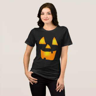 Glowing Jackolantern 1 T-Shirt